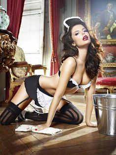 feminized sissy maid