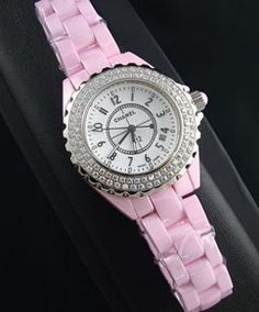 1000 Images About Chanel Watches On Pinterest Chanel