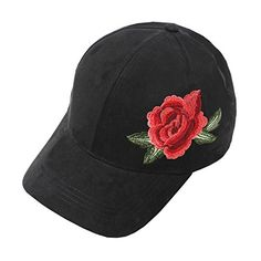 Rose Embroidery Sued