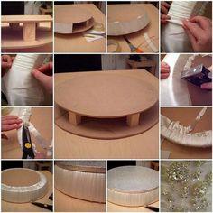 Diy Chandelier Cake Stand Chandelier Ideas