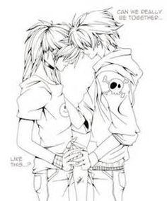 cute anime couples anime couples and anime couples drawings on