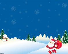 1000 Images About Christmas PowerPoint Template On