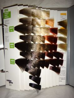 Redken Hair Color Charts And Hair Color Charts On Pinterest