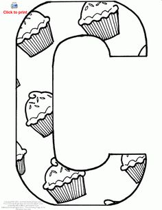 letter c hello kitty coloring and bubble letters on pinterest
