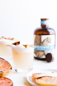 Charred Grapefruit &