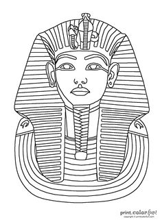 ancient egypt egypt and coloring pages on pinterest