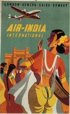 Image result for Air India posters
