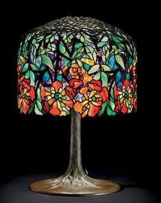Tiffany Lamps Lamps And Louis Comfort Tiffany On Pinterest