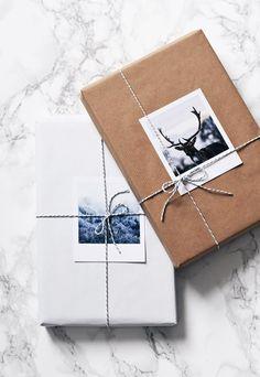 Christmas gift wrapp