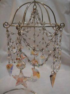 How To Make A Miniature Chandelier 做一個專屬自己的迷你華麗吊燈