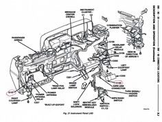 9398 Jeep ZJ 40 front suspension and steering diagram | Jeep stuff | Pinterest
