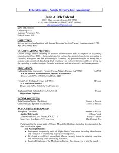 Resume Objective Examples General Accountant. restaurant shift ...