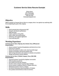 skills and abilities for customer service resume ideas about