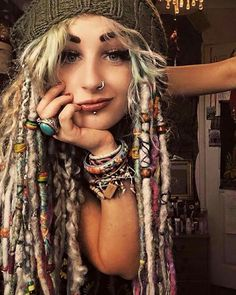 1000 ideas about hippie dreads on pinterest dreadlocks natural dreads and small dreads