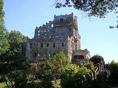 Morningthorpe Castle Brewster NY My Childhood Home