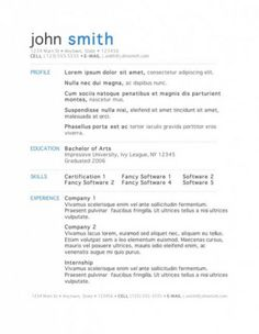 1000 images about professional and creative resume templates in