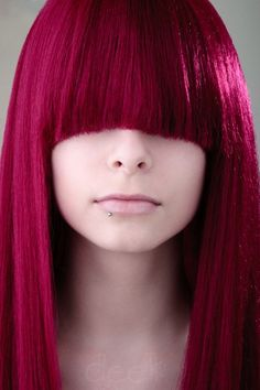 how intense you want to color your hair long hairstyles