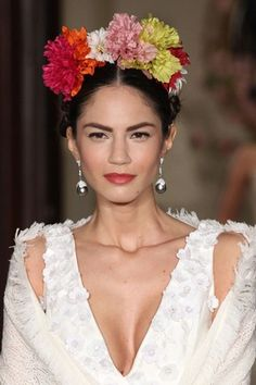 Frida Inspired Fashion Moda Inspirada En Frida On