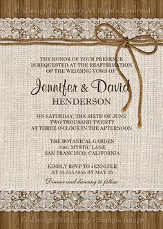 picture relating to Free Printable Vow Renewal Invitations referred to as Marriage Vow Renewal Invites. vow renewal invites