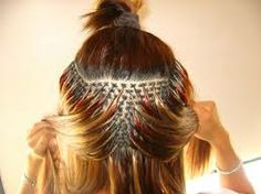 1000 images about hair extensions on pinterest extensions clip in hair extensions and hair donut