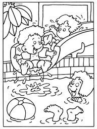 coloring coloring pages and swimming on pinterest