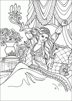 1000 images about coloring pages on pinterest barbie coloring