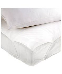 Memory Foam Topper With 2 Pillows Double At Argos Co Uk Visit To Online For Mattress Toppers