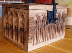 woodworking 16th century