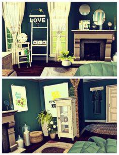 The Sims 3 Cc Room