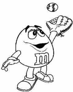1000 images about m amp m on pinterest m m candy coloring pages