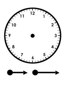 clock different shapes and coloring pages on pinterest