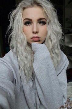 1000 ideas about white hair on pinterest leda muir gray hair and hair