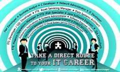 direct route to your it career we 39 re looking for net developer