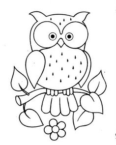 baby owls owl and owl coloring pages on pinterest