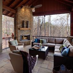 1000 Images About Screened Porch On Pinterest Screened Porches Screened In Porch And Fireplaces
