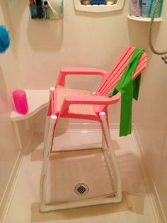 Make your own special needs Bath Chair + other do-it ...