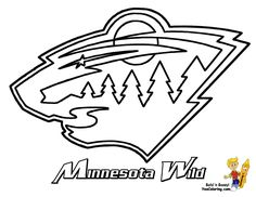 1000 images about colouring pages hockey on pinterest nhl