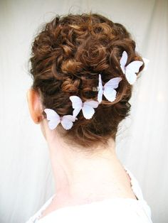 1000 images about butterfly hair accessories on pinterest butterfly hair barrette and