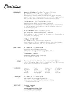 clean resumes on pinterest resume resume design and resume layout