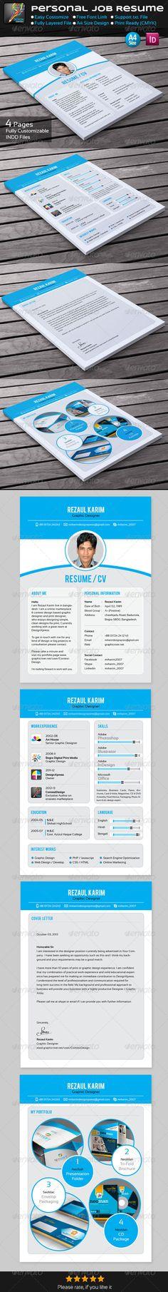 resume in indesign resume portfolio template resume in indesign resume
