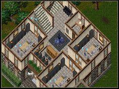 Image result for ultima online multiple floors