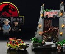 LEGO Jurassic Park S