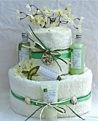 1000 Images About Spa Towel Cakes On Pinterest Spa Towels Towel Cakes And Cakes