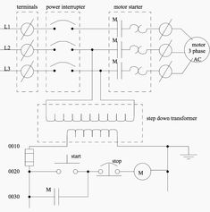 Motor Control Center Wiring Diagram | Electrical