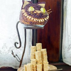 Cheshire Cat cheese