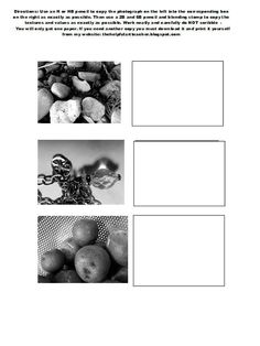 Images About Art Worksheets Amp Handouts