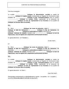 Le Site Lettre Type Gratuite Est Le Spcialiste Des