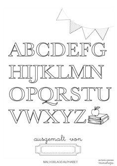 Buchstaben Applizieren Nhen Pinterest Buchstaben