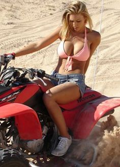 1000 images about ATV on Pinterest | Go kart, Power wheels and Atvs