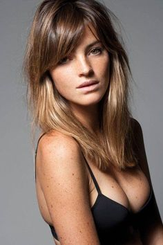1000 Ideas About Long Angled Haircut On Pinterest Wavy